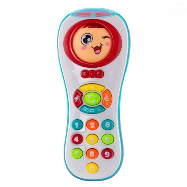 Euro Baby Interaktivní hračka s melodií - ovladač