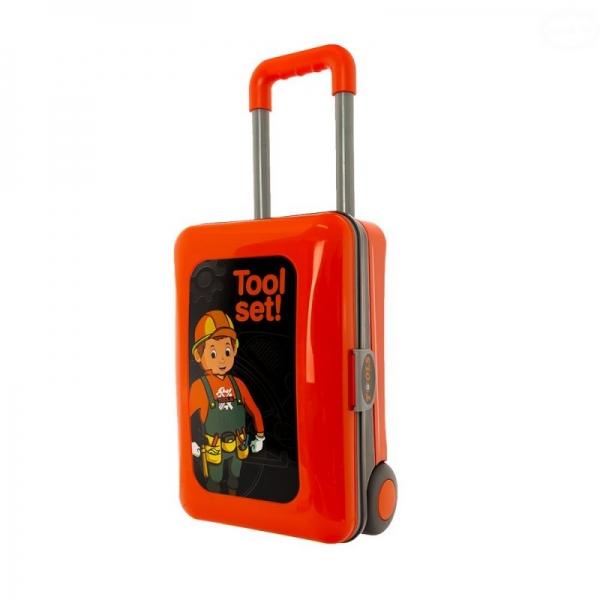 3b34a5aa9d133 Euro Baby Dětská dílna s nářadím v pojízdném kufříku | www.KIDS ...