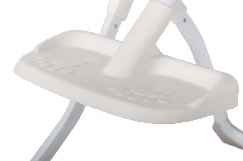 EURO CART Jídelní stoleček Nemi 2018 - Zebra