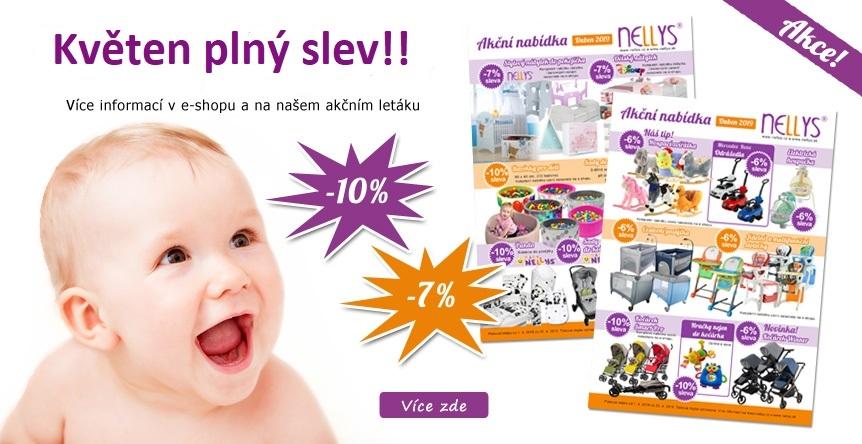 DUBEN plný slev na vybraný sortiment - vydělávejte chytře s Nellys.cz