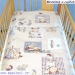Krásný volánek pod matraci - Medvídek hračky
