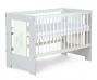Postýlka Safari Zajíček - bílá  120x60