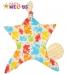 Mazlík pro nejmenší látkový Baby Nellys ® -…