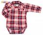 Body - košilka dlouhý rukáv Baby Nellys® -…