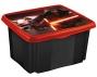 Box na hračky Star Wars  45 l - černý